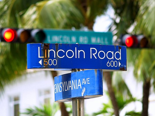 Lincoln Road Mall - Shopping, Attractions/Entertainment - Lincoln Road Mall, Miami Beach, FL, US