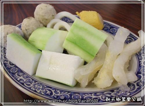 蔬菜,香菇貢丸不錯