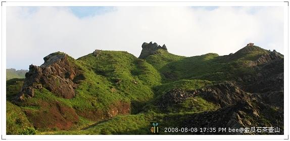 2008.08.08金瓜石茶壺山爬山 (3)