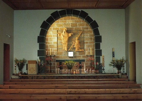 Wallfahrtskirche Ziteil ob Salouf GR