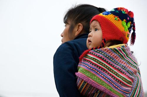 Baby on board, Peru