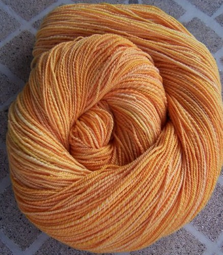 DC Sunrise fingering yarn 1