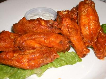 Partner's In East Norwalk's Buffalo Wings