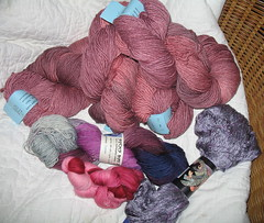 Stitches08 yarn
