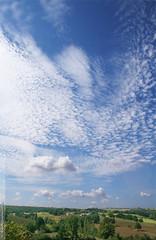 nuages moutonneux en Haute-Garonne (Dominique Lenoir) Tags: cloud france clouds photo foto fotografia nuage nuages paysage fotografa southfrance hautegaronne midipyrnes azas 31380 dominiquelenoir