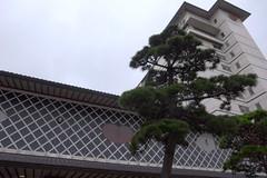 湯の川温泉 湯元啄木亭 photo by RICOH GX200