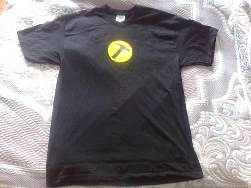 Camiseta Captain Hammer