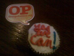 yes we can cup cake