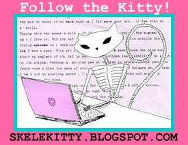 Skelekitty - blogging!