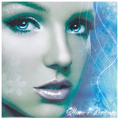Britney Spears IcePrincess ( Omar Rodriguez V.) Tags: spears popart britney blend artwort slave4britney