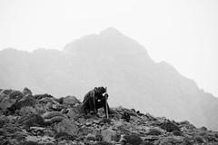 Repos (davidchantoiseau.com) Tags: bw mountain trek landscape morocco maroc atlas marruecos marokko marrocos sieste   maroko