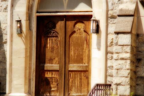 chruch doors