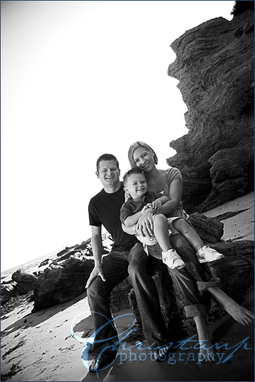 ChristanP Photo - The Weedn Family at the beach