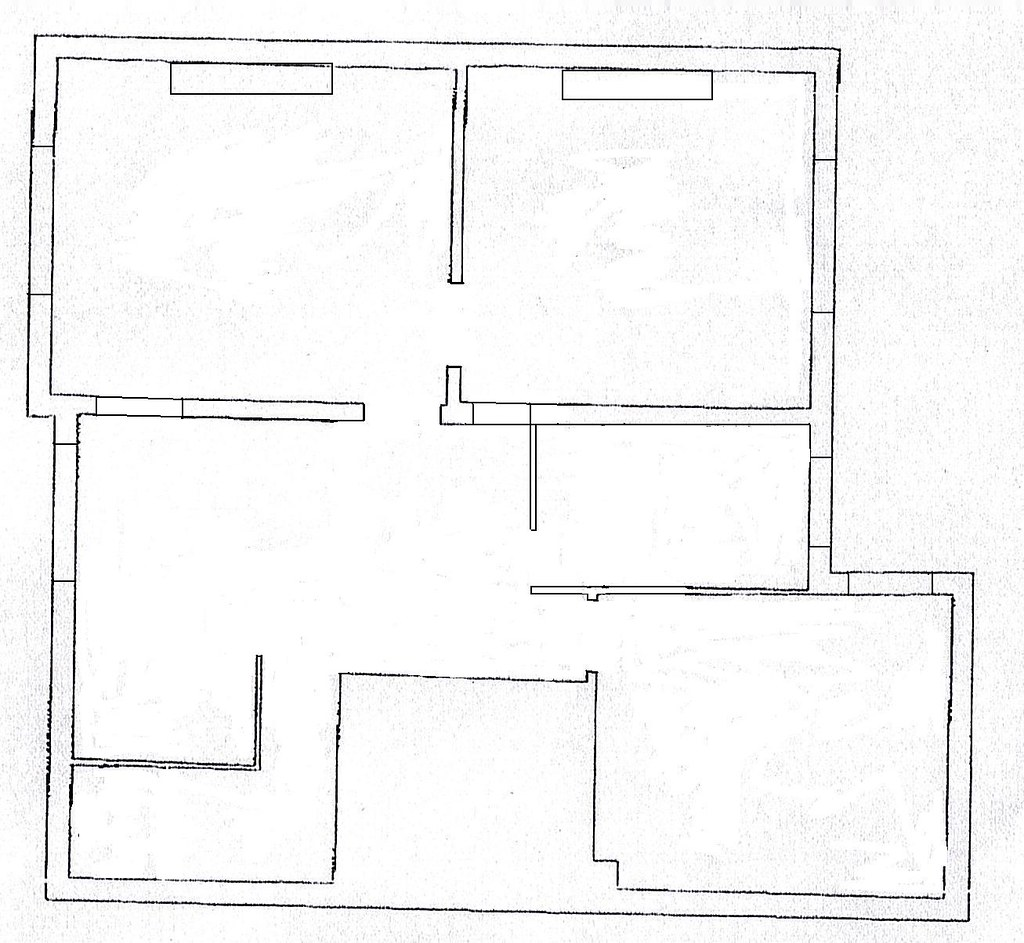Apt Floor Plan Blank After