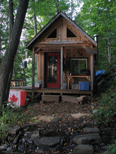 The Mad Cabin getaway