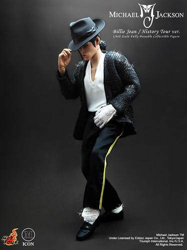 Michael Jackson Hot Toys 12