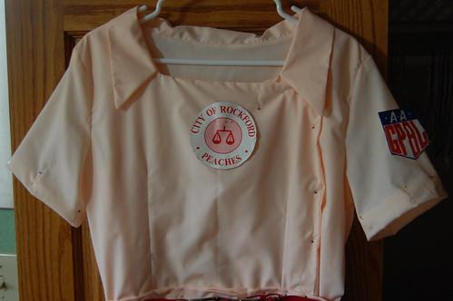 Peach Uniform #3