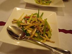 tofu and vegitable