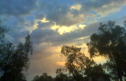 Monday Morning in Scripps Ranch