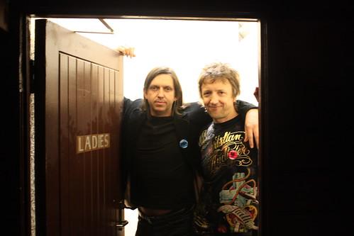 Andrew & Rog