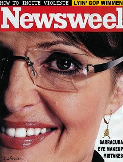 Palin Newsweek