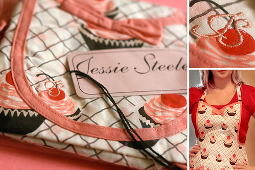 Jessie Steele Apron