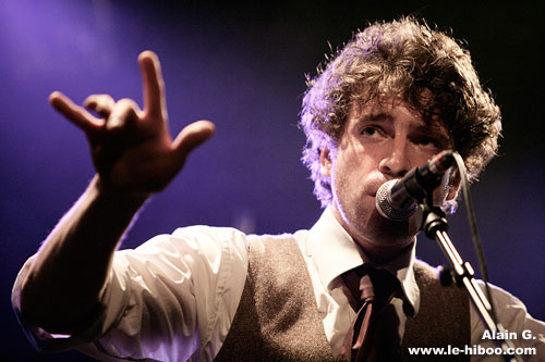 Photos concert :Roken Is Dodelijk @ La Maroquinerie (Fargo All Stars), Paris | 13 novembre 2008
