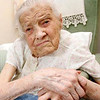 Clara Meadmore, the 105 year old virgin