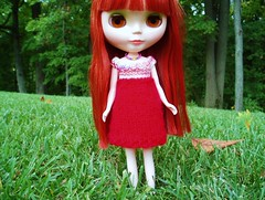 new dress for Molly