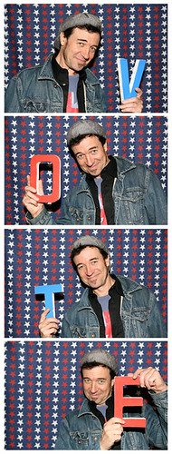 Vote-o-booth: Denny McDermott