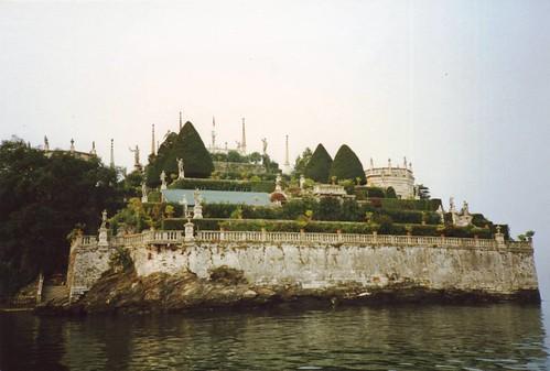 Borromaen island