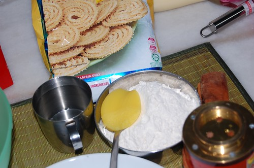murukku ingredients