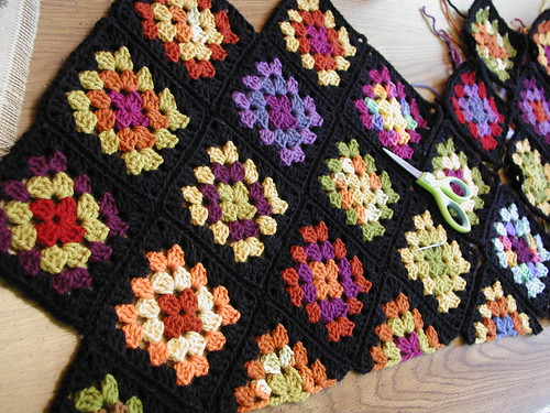 Newest Granny Square Bag