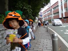 Yokohama Yamate Halloween Walk 2008-30