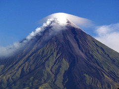 When the Smoke is Going Down (Storm Crypt) Tags: mountain clouds volcano lava smoke philippines mountainside mayon volcanic bicol skyblue mtmayon stratovolcano albay bicolandia wowphilippines legaspicity mountmayon worldsevenwonders bicolregion