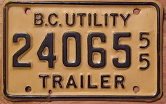 1955 bc britishcolumbia trailer utility alpca antique auto autotag autotags canada car carplate carplates cars cartag cartags collection edmonton foreign foreignplates foreigns license licenseplate licenseplates licenses number numberplate numberplates oddball photographs photos pl8s plate plates platetag rarity sign signs tag tags vintage woody world worldplate worldplates