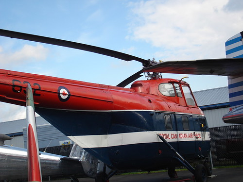 Sikorsky UH-19 Helicopter (Royal Canadian Air Force) - a