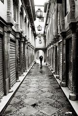 Caminando en solitario