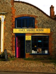 Cley Smoke House (Gerry Balding) Tags: england fish shop norfolk eu orton eastanglia cley smokedfish northnorfolk supershot bej abigfave goldstaraward