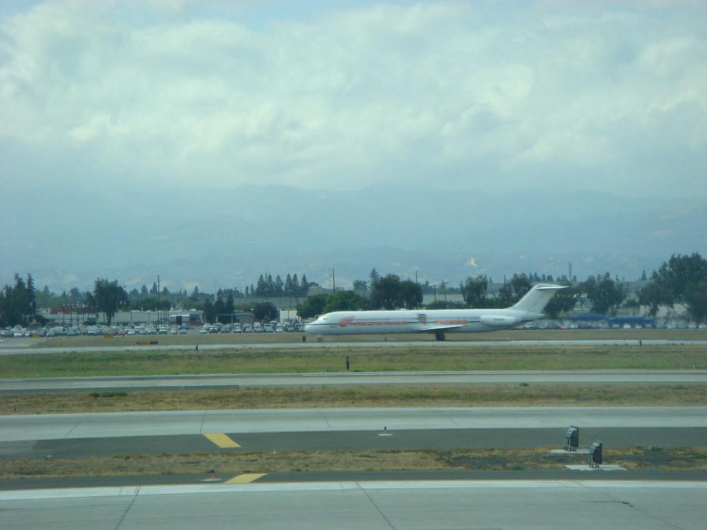 October 31 2008 - Private Plane