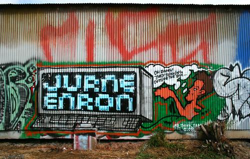 Jurne, Enron