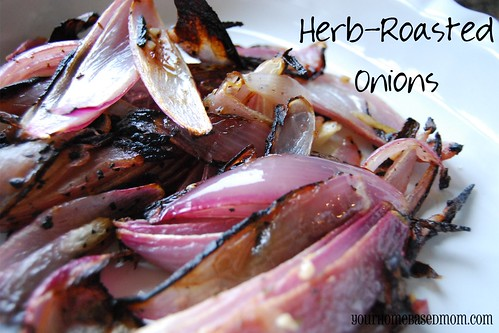 herb roasted onions - Page 194