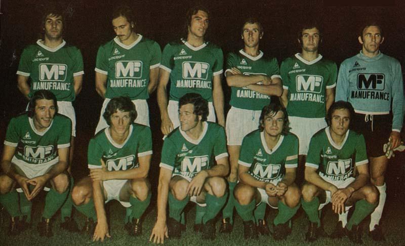 saint-étienne 1973-74