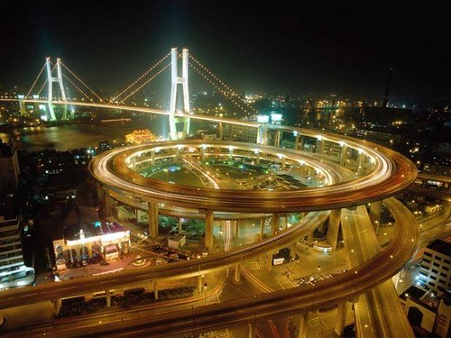 Karachi in Future Naiti Jaity Bridge
