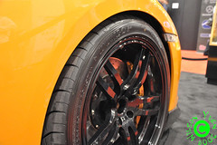 Nissan Skyline R-35 GTR (sevensixnyc) Tags: cars wheel skyline nikon nissan lasvegas nevada motorcycles convention oil trucks custom 2009 eneos gtr aftermarket bodykit zele d90 r35 nikond90 sema2008