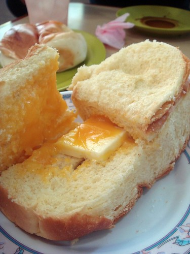 Roti kuning kahwin@Jing Chew