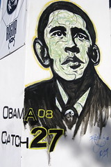 Obama street art