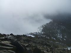 Ridgeline from the summit