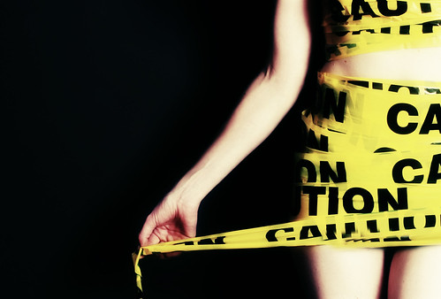 #334/366 - Caution / CrzysChick