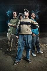 (Csheemoney) Tags: lighting street funny raw smoke group humor puff guys gritty dirty cigars hiphop rap belgrade sho dre strobe krux nemanja strobist pesic nostrobistinfo csheezio cshee csheemoney bauksquad shmacdaddy removedfromstrobistpool seerule2